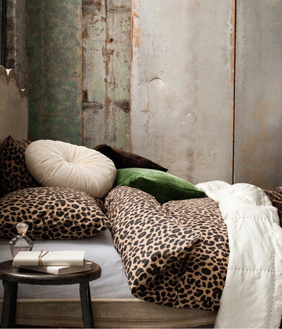 Be Wild With Our Animal Print Roman Blinds