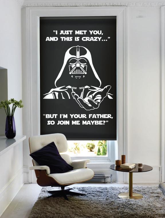Darth Vader Blind