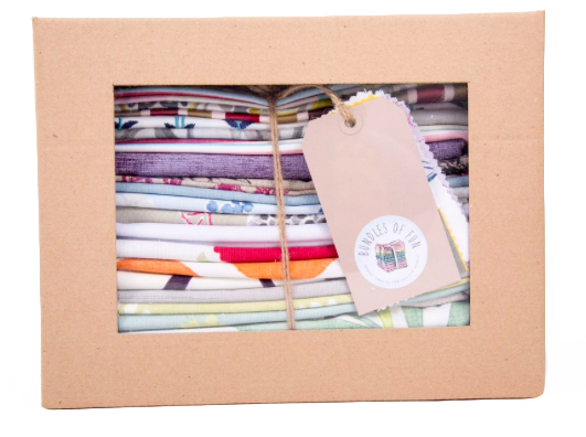 Bundle Of Fun fabric pack