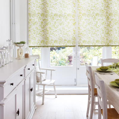 Styling Your Windows The Kitchen Edit Roman Blinds Blog