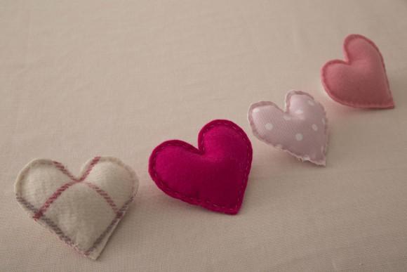 Pillow Hearts - Roman Blinds Direct